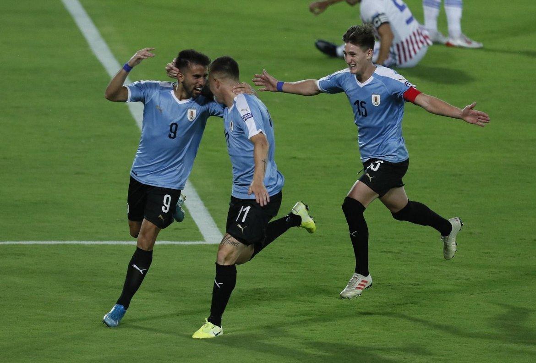 Con Benavidez de titular, Uruguay se impuso por la mínima en su debut por el Pre Olimpico (Vídeo) 98068524272209273f7d5cc1112ace59f27a3858