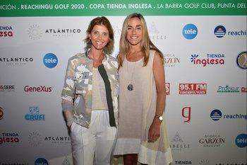 Fernánda Guliak y Beatriz Ponce de León