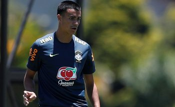 Reinier, figura de Brasil y Real Madrid