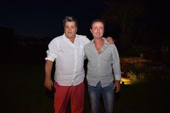 Alejandro Scaglia y Alejandro Chabert