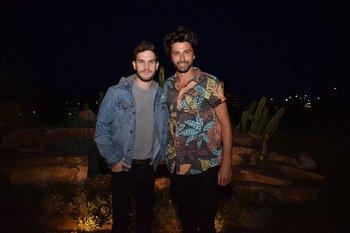 Matias Mayer y Sebastian Manga