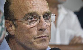 """""""¿Quién puede tener la voluntad de subir los impuestos?"""", se preguntó Martínez"""