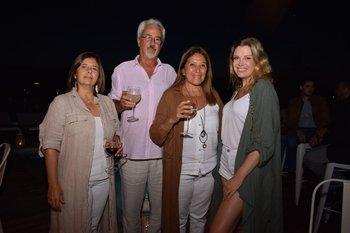 Mariela y Augusto Cibils, Victoria Ortiz y Varina De Cesare