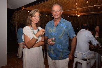 Sandra Costa y Alejandro Foglia