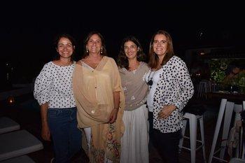 Analía, Laura y Anabella Pollio y Andrea Vidal
