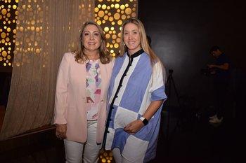 Rossana e Inés Deicas