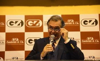 Gerardo Zambrano, director de Zambrano & Cía