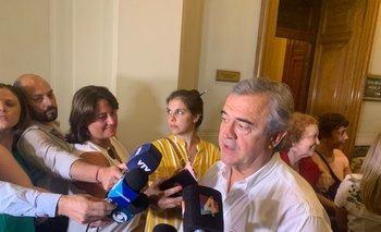 El ministro designado del Interior, Jorge Larrañaga, avanza en la conformación de su equipo más cercano