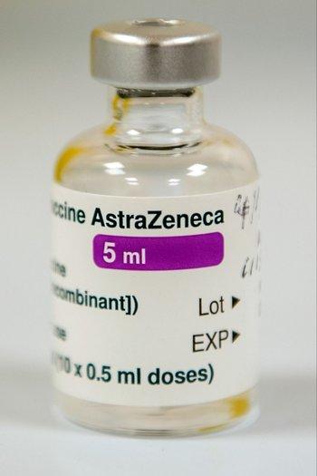 Uruguay compró 1,5 millones de vacunas de AtraZeneca en octubre