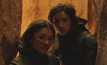 Dune se estrenó este jueves 21 en Uruguay