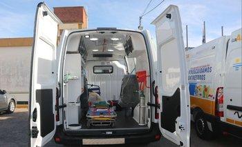 ASSE incorporó ambulancias para los traslados