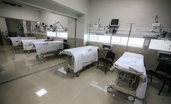 Hay 860 camas operativas en total