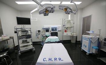 El 16 de enero el país registró un pico de 116 pacientes con covid-19 internados en CTI