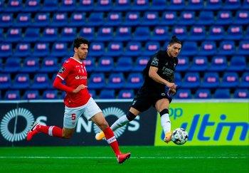 En Benfica es una de las figuras del ataque