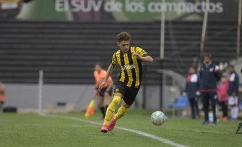 Máximo Alonso con la 3ª en el Charrúa