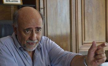 """El ministro de Trabajo, Pablo Mieres, remarcó el """"compromiso"""" para recuperar salarios"""