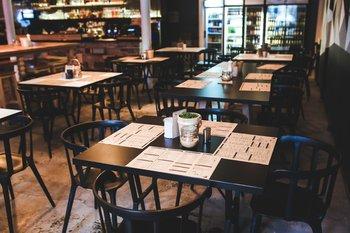 Bar de Montevideo.