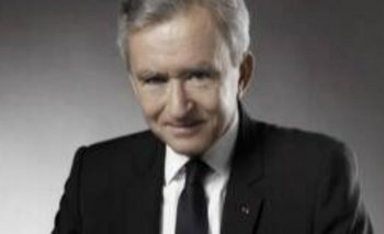Bernard Arnault, CEO de LVMH