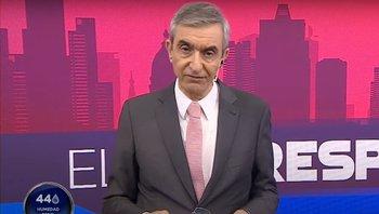 Nelson Castro es una de las figuras centrales del canal de noticias TN
