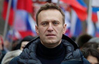 Alekséi Navalni, abogado y político ruso, opositor de Putin
