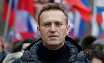 Alexéi Navalni en una imagen de su cuenta de Twitter