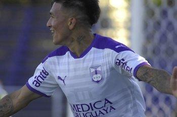 Laquintana, el 1-0