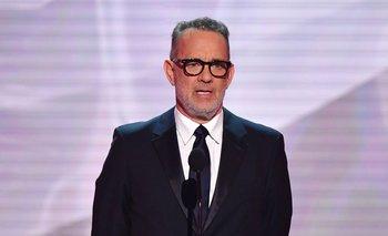 """Tom Hanks será el encargado de conducir el programa especial """"Celebrating America"""" para la investidura de Joe Biden"""