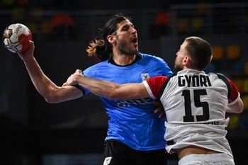 Máximo Cancio ataca ante la marca del húngaro Matyas Gyori