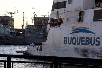 Tres puertos están cerrados desde el domingo a la noche por las inclemencias del tiempo