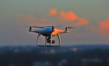 Los drones tienen cada vez más funciones.