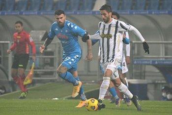 Bentancur seguido por Andrea Petagna