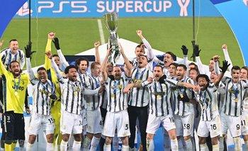 Juventus campeón, otra vez