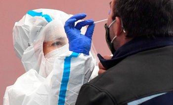 El avance de la pandemia en Uruguay y su efecto en la economía