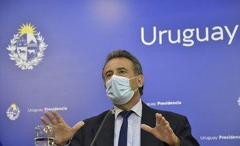 Daniel Salinas, ministro de Salud