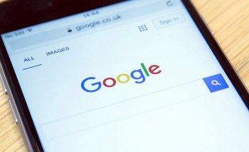 Google Argentina dejó de funcionar este miércoles a la noche