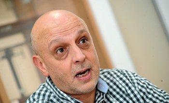 Uno de los coordinadores del Grupo Asesor Científico Honorario (GACH), Rafael Radi