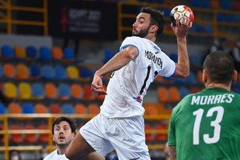 Diego Morandeira les hizo goles a todos