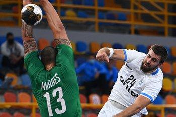 Alejandro Velazco se fue con 4 goles en el torneo