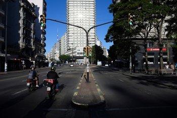 A una semana de restricciones a la movilidad: ¿Cuántos días tomó en diciembre para que surtieran efecto?