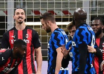 Insultos entre Ibrahimovic y Lukaku