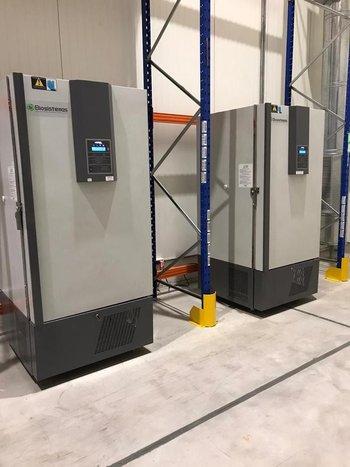 Las vacunas se guardarán en freezers dentro de la Terminal de Cargas