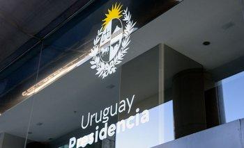 El presidente Lacalle Pou habló sobre el tributo con el secretario general de COFE Joselo López