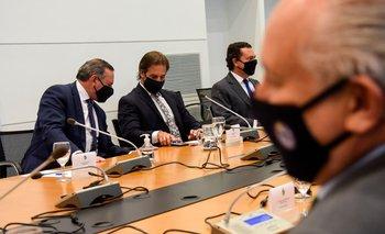 El presidente Luis Lacalle Pou encabezará el Consejo de Ministros este lunes a la tarde en el piso 11 de Torre Ejecutiva