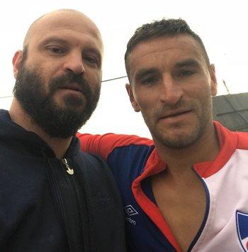 Sebastián Morquio fue quien llevó a Gonzalo Bergessio a Nacional