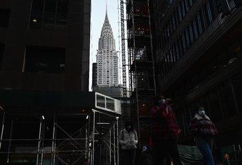 Nueva York vuelve a activarse lentamente después de ser golpeada por la pandemia
