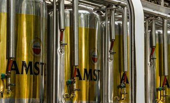 Malta para elaboración de cerveza es el producto que lideró en las exportaciones hacia Brasil en 2020.
