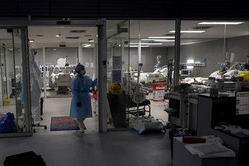 Uruguay registró 60 muertes de pacientes con covid-19 este domingo