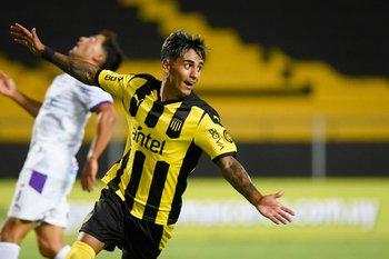 Facundo Torres fue la revelación del Uruguayo 2020 en la encuesta Futbolx100