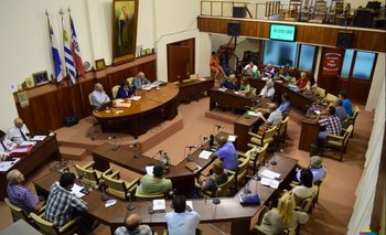 Archivo. Imagen de la Junta Departamental de Rocha