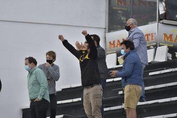 Ignacio Ruglio se la juega por Peñarol en la Copa